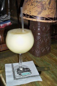 Derby Daiquiri. (Photo by Hurricane Hayward, November 2011)