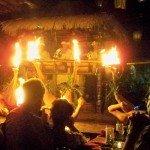 The Mai-Kai's famous Polynesian Islander Revue.