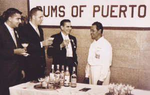 Mariano Licudine in Puerto Rico in 1959