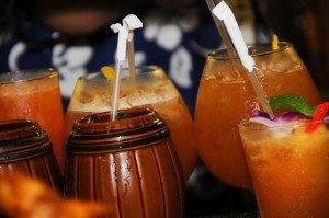 The Mai-Kai offers a staggering selection of tropical drinks