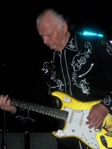 Dick Dale at Respectable Street in West Palm Beach, June 13, 2011.