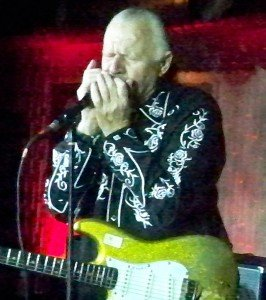 Dick Dale at The Vagabond in Miami, June 12, 2011.