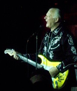 Dick Dale at The Vagabond.