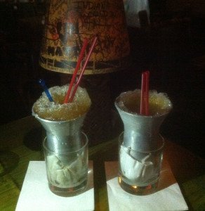 The only thing more dangerous than a 151 Swizzle: Two 151 Swizzles