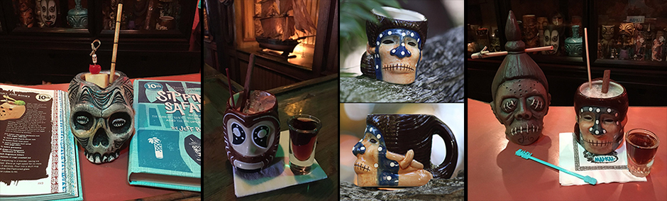 Mai-Kai cocktail review: Drink like a native with the deadly Shrunken Skull