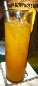 The updated Bora Bora, featuring Demerara rum