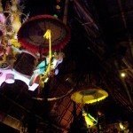 An attraction that pioneered Audio-Animatronics technology decades ago, the Enchanted Tiki Room has been upgraded with LED lighting and enhanced show and audio systems. (Photo by Hurricane Hayward - Oct. 1, 2011)