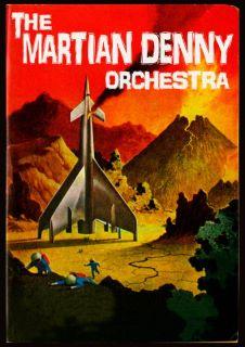 The Martian Denny Orchestra
