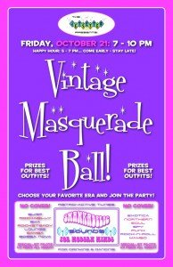 Vintage Masquerade Ball