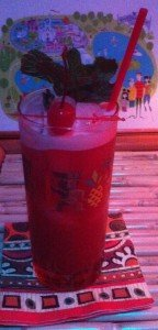Singapore Sling by The Atomic Grog (Photo by Hurricane Hayward, October 2011)