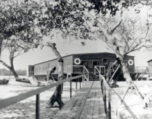 Cap's Place in 1928. (Photo from CapsPlace.com)