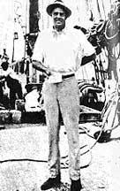 Rum-runner William McCoy (Photo from Wikipedia.com)