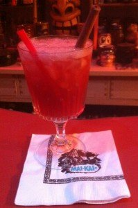 Tribute to The Mai-Kai Cobra Kiss by The Atomic Grog, May 2012