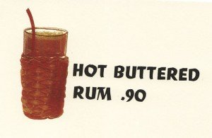 From The Mai-Kai's 1957 menu.