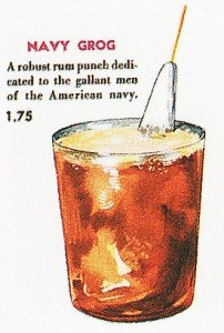 From a classic Don the Beachcomber menu.