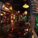 The Mai-Kai's outdoor Lanai dining area. (Courtesy of The Mai-Kai and Go11Media.com)