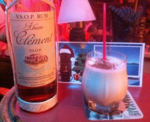 Martinique Milk Punch by The Atomic Grog. (Photo by Hurricane Hayward, December 2011)