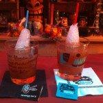 Navy Grog ice cones