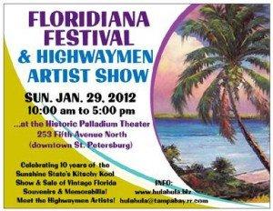Floridiana Festival & Highwaymen Artist Show