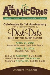 Dick Dale in South Florida