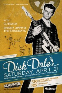 Dick Dale at Respectable Street