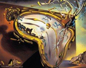 Salvador Dalí's Montre Molle