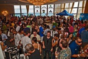 The Grand Tasting at Miami Rum Renaissance Festival, 2011