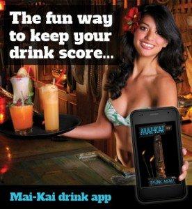 The Mai-Kai drink app by Go11 Media