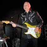 Dick Dale at Respectable Street in West Palm Beach, April 21, 2012.