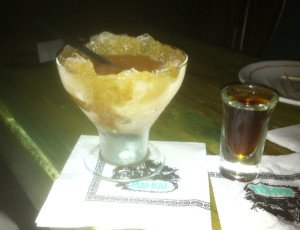 The Demerara Float has made several returns from the menu graveyard