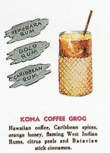 Kona Coffee Grog