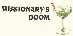 Missionary's Doom