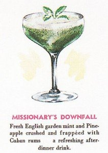 Missionary's Downfall