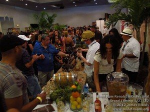 Miami Rum Renaissance Festival Grand Tasting at the Deauville Beach Resort on Sunday, April 22
