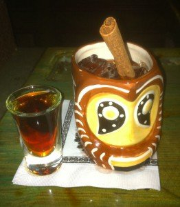 The Shrunken Skull, served in the Abelam mug in May 2012. (Photo by Hurricane Hayward)