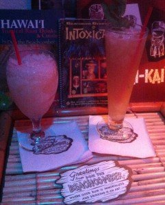 Two versions of the Tahitian Rum Punch by The Atomic Grog