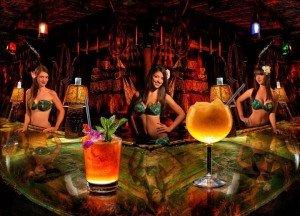 The Mai-Kai's Molokai bar in Fort Lauderdale