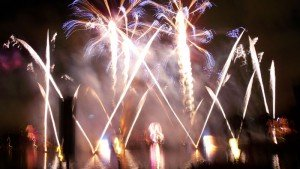&quot;IllumiNations: Reflections of Earth&quot; is a spectacular fireworks show held nightly on the World Showcase Lagoon since 2001