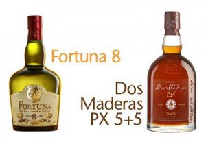 Fortuna 8 and Dos Maderas