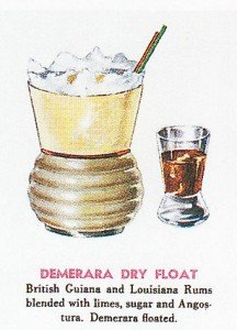 Demerara Dry Float