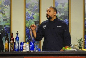 A mixology seminar at the 2011 festival