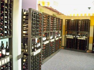 The Festival Welcome Center's wine shop will offer hundreds of wines are for sale, plus free samplings four times a day