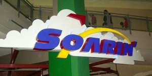 Soarin' is located in The Land Pavilion in Future World.
