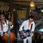 Slip and the Spinouts at The Mai-Kai's Hulaween party on Oct. 26