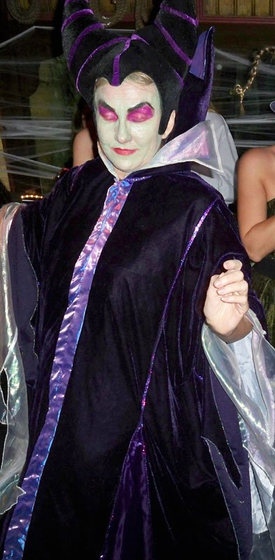 The lovely Maleficent makes an appearance. (Atomic Grog photo)