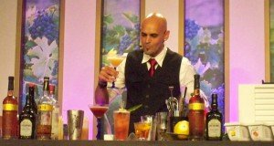 Freddy Diaz of AlambiQ Mixology in Miami presents his Xanté Pear Sidecar