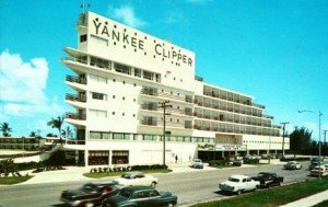 The Yankee Clipper in its heyday