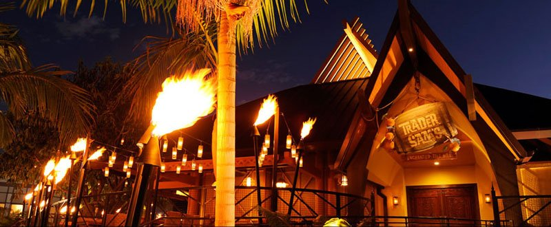 Is Trader Sam S Enchanted Tiki Bar In The Mix For The Re