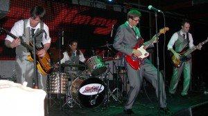 Skinny Jimmy & the Stingrays