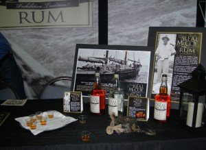 The Real McCoy is a new boutique rum inspired by infamous Prohibition-era rum-runner Bill McCoy